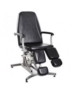 Кресло Брут с подножкой