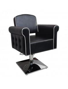 Кресло парикмахерское OLIMP BLACK