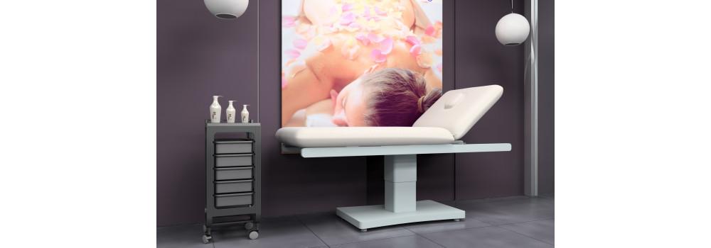 Массажные столы, кушетки, массажное оборудование, кровати для СПА-процедур